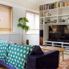 造作家具でつくるライフスタイルに合わせた快適空間